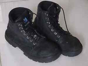 STEEL BLUE Work boots Stepney Norwood Area Preview