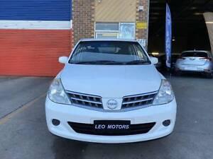 2011 Nissan Tiida Hatchback Auto Acacia Ridge Brisbane South West Preview