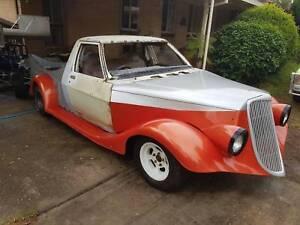 1977 Holden Belmont One Tonner