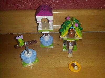 Lego Friends Vogelhaus und Eichhörnchen Set Tiere Tierfreund  (Freunde Lego-haus)