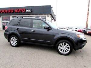 2013 Subaru Forester 2.5X LIMITED PKG NAVIGATION LEATHER CERTIFI