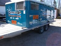 Mobile Cooler or Freezer Rental - Booking Now