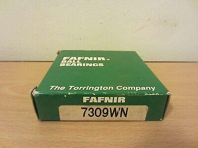Fafnir 7309wn Angular Contact Bearing