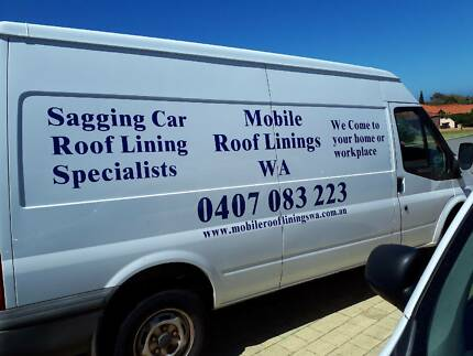 Roof lining repair in perth region wa cars vehicles gumtree ve commodore roof lining repairs 100 mobile fandeluxe Image collections