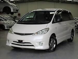2005 Toyota Estima / Tarago Van/Minivan  Premium Edition Bayswater Knox Area Preview
