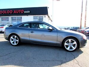 2013 Audi A5 Coupe 2.0T quattro Tiptronic Bluetooth Certified 2
