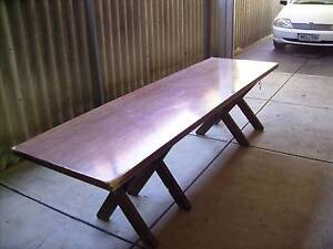 TRESSEL TABLES  TOP QUALITY $60 EACH Wynn Vale Tea Tree Gully Area Preview