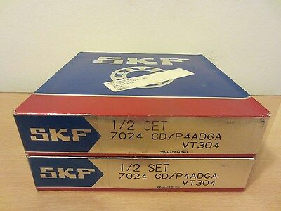 Skf 7024 Cdp4adga Vt304 Super Precision Bearings Timken Fafnir 2mm9124wi Dul