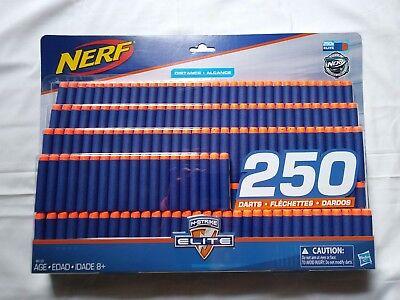 Nerf 250 N-Strike Elite Darts
