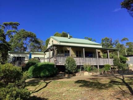 Holiday Getaway on Bruny Island Family, group, pet friendly