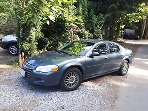 06 Chrysler Sebring touring