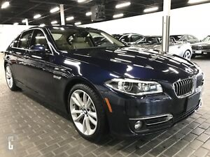 2015 BMW 5-Series 535i xDrive-NAVI-BACKUP CAMERA-ONLY 38KMS