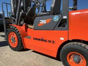 BEST VALUE!Brand New Lonking Diesel  Forklift 3.5T Capacity FD35T Dandenong South Greater Dandenong Preview