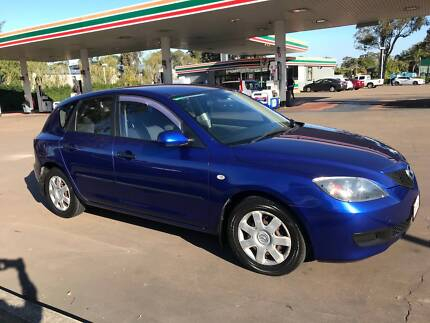 2006 Mazda 3 Hatch - Auto - Low Kms - Log Books - Driveaway Cleveland Redland Area Preview