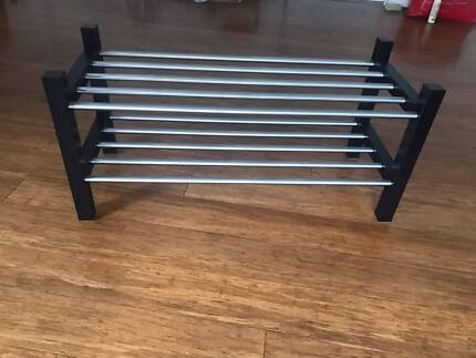 ikea shoe rack tjusig in excellent condition