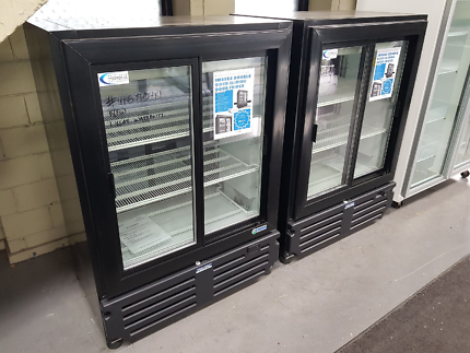 IMBERA DOUBLE SIDED COMMERCIAL DISPLAY FRIDGES