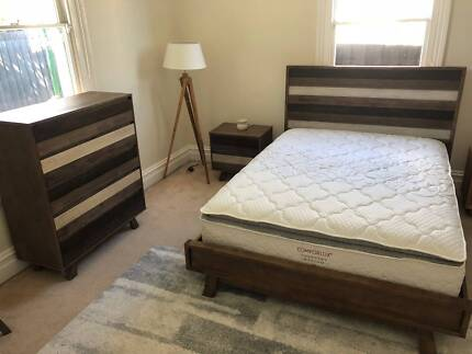 ***STOCK CLEARANCE MUST GO*** Hardwood Bed Frame - NEW