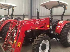 YTO Tractor X704 Rob– 4WD – 70HP – FRONT END LOADER. Excl. GST Llandilo Penrith Area Preview