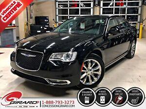 2018 Chrysler 300 TOURING-L*CUIR*V6*AWD*CAMÉRA*DÉMARREUR*