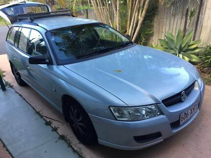 Very good condition, commodore station wage,tow bar etc.