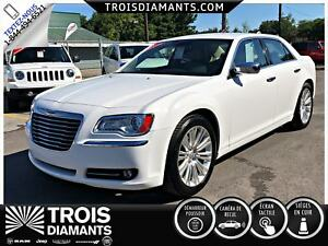 2011 Chrysler 300 LIMITED-CUIR-GPS
