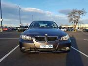2005 BMW 320i E90 Executive Grey 6 Speed Steptronic Auto Airport West Moonee Valley Preview