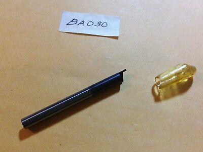 Solid Carbide Mini Face Grooving Bar . 035 X .068 Max. Deep X 316 Shank