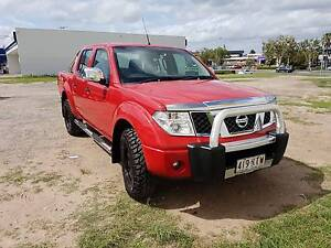 2008 Nissan Navara Dual Cab Outlaw Limited Edition Kingston Logan Area Preview