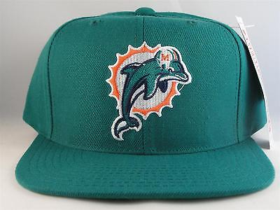 Nfl Miami Dolphins (NFL Miami Dolphins Vintage American Needle Snapback Hat)