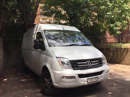 LDV V80 VAN Low Mileage