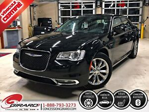 2018 Chrysler 300 TOURING-L*V6*AWD*CUIR*CAMÉRA*CAR PLAY*