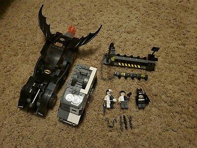 Lego 7781 Batman The Batmobile: Two-Face's Escape Complete W/ Minifigs
