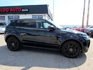 2016 Land Rover Range Rover Evoque HSE DYNAMIC 286HP STEALTH, DR