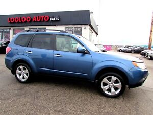 2010 Subaru Forester 2.5X Premium AWD Navigation Panoramic Sunro