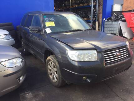 Subaru Wrecking Forester X 2006 EJ25 NA Spare Parts Revesby Bankstown Area Preview