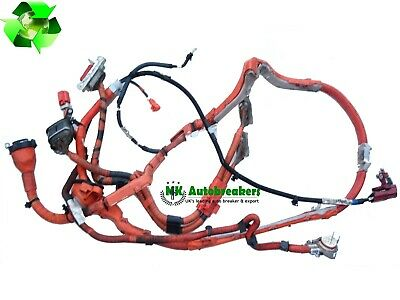 Toyota Yaris From 2012-2017 Complete Hybrid Battery Cabling Wiring Loom
