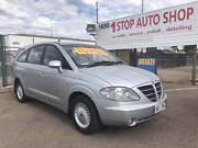 2005 Ssangyong Stavic Wagon Melrose Park Mitcham Area Preview