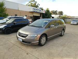 2007 Honda Odyssey CLASSIC Auto Wagon 7 SEATER LOGBOOK Roselands Canterbury Area Preview