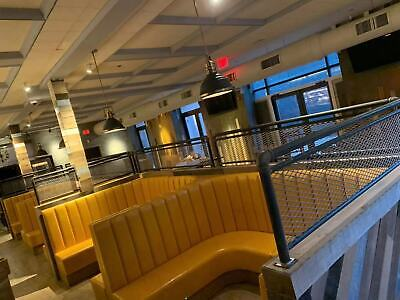 Brand New Restaurant Booth With Channel Onsale