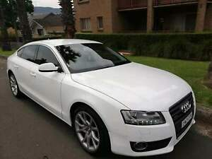 2012 Audi A5 SPORTBACK 2.0 TFSI QUATTRO, Well maintained, only for $21999 Wollongong Wollongong Area Preview