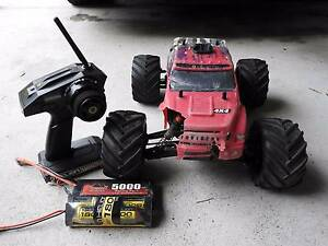 Invictus 10MT: 4WD 1/10 Scale RC Monster Truck. Nathan Brisbane South West Preview