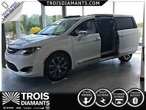 2017 Chrysler PACIFICA LIMITED-UCONNECT-STOW N GO