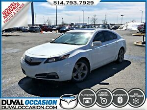 2012 Acura TL 3.7 + AWD + TOIT OUVRANT + NAVIGATION + CUIR
