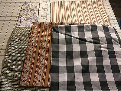 40x22 Toddler Daycare  cot sheets assorted Print (6 sheets)
