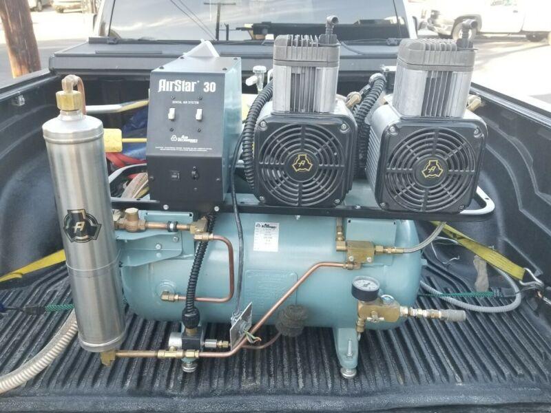 Air Techniques Air Star 30  Dental Air Compressor