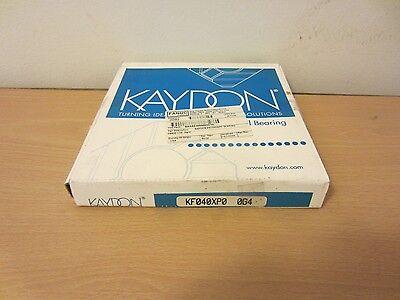 Kaydon Kf040xp0 Open Reali Slim Bearing Type X Four-point Contact