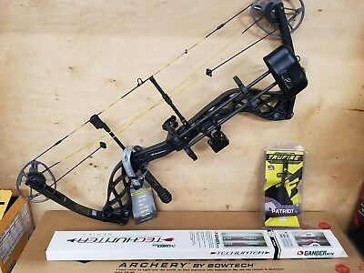 Diamond Deploy 2017 SB Compound Bow Package RH 70lbs FREE ARROWS + release NEW
