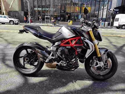 2016 MV AGUSTA BRUTALE B3 RR 800cc