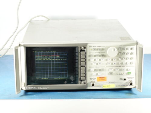 HP 8752A Network Analyzer -LAB TESTED, 30DAY WARRANTY-