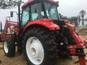 YTO X1254 CAB– 4WD – 125HP – FRONT END LOADER – 4 IN 1 BUCKE. Inc.GST Mulgrave Hawkesbury Area Preview